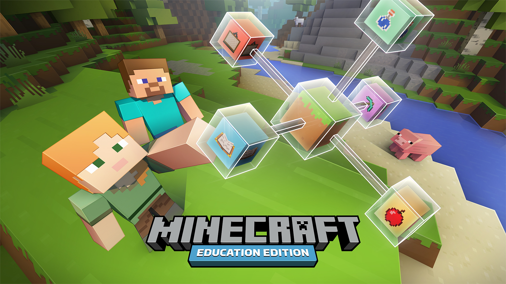 Minecraft : Education Edition